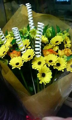 CMDID0035 花束